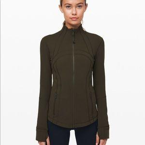 Lululemon Define Jacket in the multicolored green